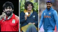 बजरंग पुनिया, दीपा मलिक यांना खेलरत्न तर रवींद्र जडेजा याची अर्जुन पुरस्कारासाठी निवड