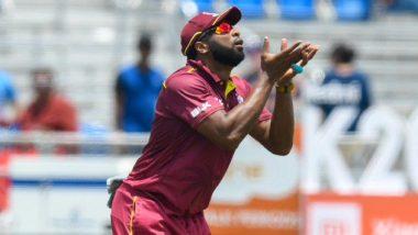IND vs WI 3rd T20I मॅचआधी कीरोन पोलार्ड याला ICC चा दणका, आचारसंहितेचा भंग केल्याबद्दल सामना शुल्काच्या 20% दंड