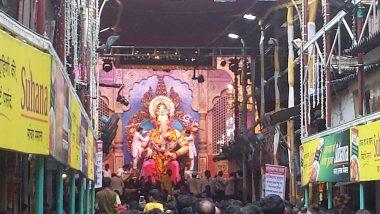 Ganeshotsav 2019: गणेशोत्सवाआधीच 'लालबागचा राजा'ला अग्निशामक दलाने पाठवले 17 लाखांचे बील; जाणून घ्या कारण