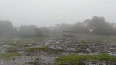 देशात सर्वाधिक पाऊस पडणाऱ्या नव्या ठिकाणाची नोंद; महाबळेश्वर, ताम्हिणी येथे चेरापुंजीपेक्षाही अधिक पर्जनवृष्टीची नोंद
