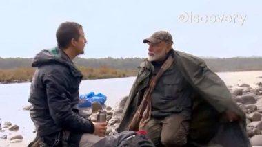 Man Vs Wild मध्ये नरेंद्र मोदी आणि बराक ओबामा यांच्यात होतं 'हे' साधर्म्य, Bear Grylls ने शेअर केला अनुभव (Watch Video)