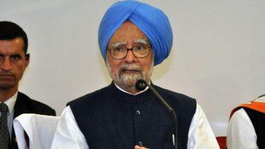 भारतमाता की जय या घोषणेचा राजकीय जहाल फायद्यासाठी अतिरेकी वापर: मनमोहन सिंह