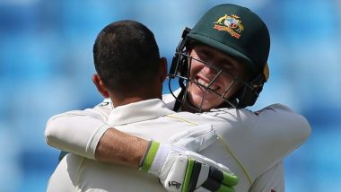 AUS vs NZ 1st Test:मार्नस लाबुशेन याने कसोटी सामन्यात लगावले सलग तिसरे शतक, डॉन ब्रॅडमन यांच्यास्पेशल क्लबमध्ये झाला सामील