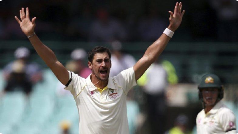 Ashes 2019: लॉर्ड्स टेस्टसाठी ऑस्ट्रेलियाचा 12 सदस्यीय संघ जाहीर; जेम्स पॅटिन्सन याला वगळले, मिशेल स्टार्क याचे पुनरागमन