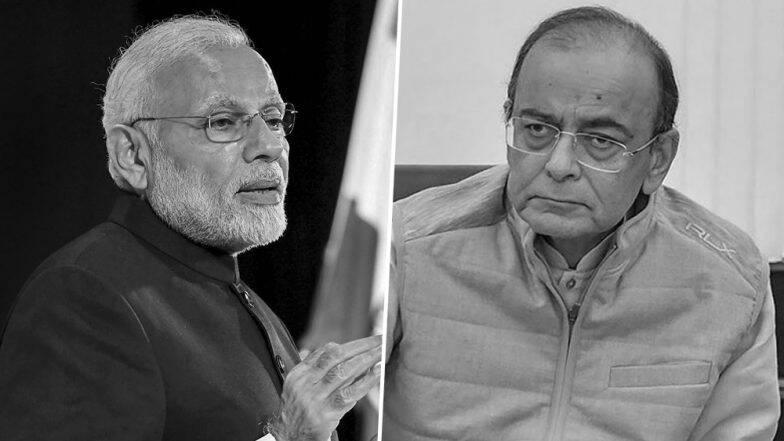 पीएम मोदी यांनी विदेशी दौरा रद्द न करण्याचे जेटली परिवाराचे अपील, राजनाथ सिंह यांनी पंतप्रधान यांच्यावतीने वाहिली श्रद्धांजली