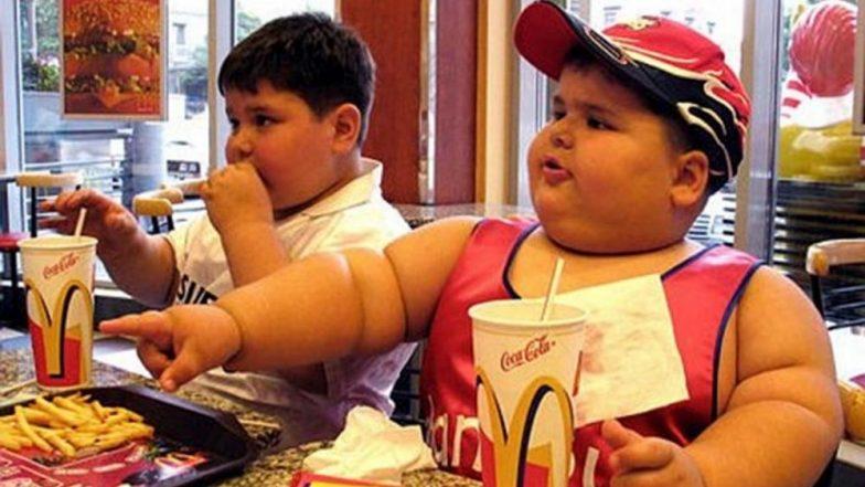 लहान मुलांमध्ये अतिलठ्ठपणा का दिसतो? जाणून घ्या कारणे