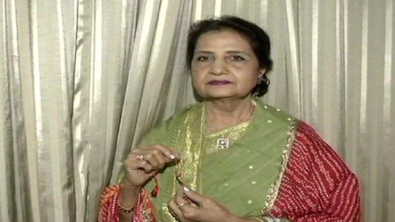 नरेंद्र मोदी यांची पाकिस्तानी राखी बहीण कमर मोहसिन शेख यंदाही मोदींसोबत साजरा करणार रक्षाबंधनाचा सण; दीर्घायुष्यासाठी केली प्रार्थना