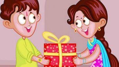 Raksha Bandhan 2019 Jokes: रक्षाबंधनाच्या शुभेच्छा देण्यासाठी मजेशीर  Wishes, WhatsApp Messages आणि Status च्या माध्यमातून देण्यासाठी खास शुभेच्छापत्रे