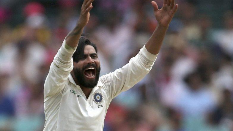 IND vs WI Test 2019: टेस्ट मालिकेत रवींद्र जडेजा विक्रमाच्या उंबरठ्यावर, आर अश्विन सह 'या' Elite List मध्ये सहभागी होण्याची संधी