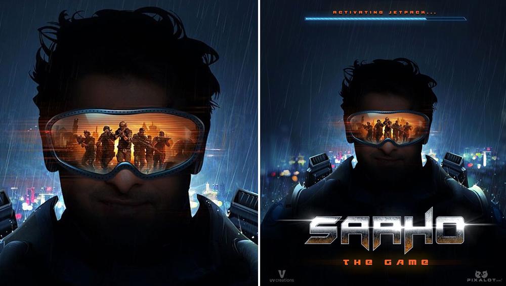 'साहो' चित्रपटाच्या चाहत्यांसाठी मोठं सरप्राइज! प्रभास च्या रुपात लवकरच लाँच होणार 'Saaho The Game'