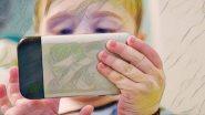 स्मार्टफोनच्या वापरामुळे लहान मुलांचे तुटले दात, 9 मुले एम्स रुग्णालयात दाखल