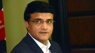 बीसीसीआयच्या अध्यक्षपदी भारतीय क्रिकेट संघाचे माजी कर्णधार सौरव गांगुली यांची निवड?