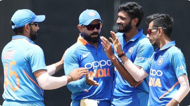 IND vs WI 3rd ODI: क्रिस गेल-एव्हिन लुईस यांचा धमाका, डकवर्थ लुईस नियमाप्रमाणे टीम इंडियाला 255 धावांचे लक्ष्य