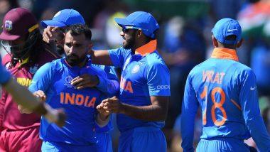 IND vs WI 1st ODI 2019: भारत-वेस्ट इंडिज मॅचमध्ये पावसाची बॅटिंग, सामना रद्द