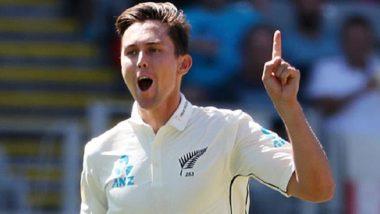 NZ vs SL 2nd Test: ट्रेंट बोल्ट याने इतिहास रचला, टेस्टमध्ये 'ही' कामगिरी करणारा बनला न्यूझीलंडचा तिसरा गोलंदाज