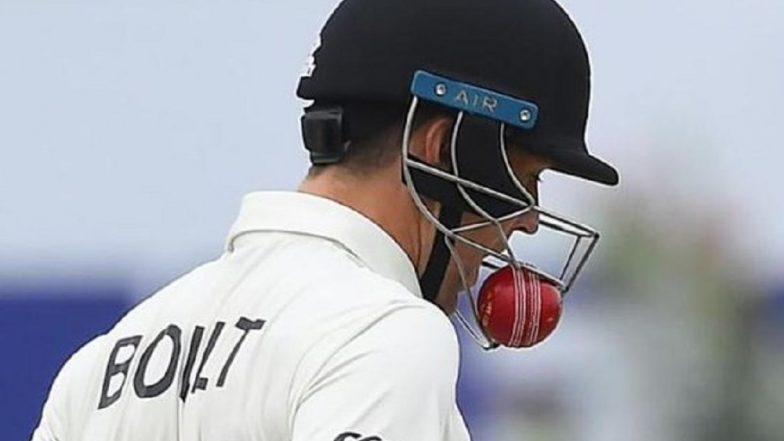 SL vs NZ 1st Test: पहिल्या टेस्टच्या दुसऱ्या दिवशी ट्रेंट बोल्ट याने स्वतःला केले झेलबाद, जाणून घ्या कसे