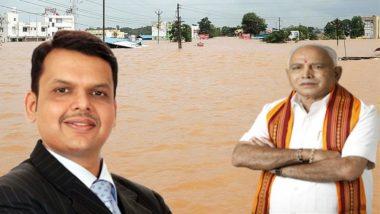 Flood in Sangli: भाजपची सत्ता असलेल्या दोन राज्यांतील मुख्यमंत्र्यांमध्ये समन्वयाचा अभाव; परिणामी सांगली शहरात महापूर