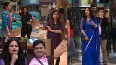 Bigg Boss Marathi 2, August 14, Episode 81 Update: पुन्हा एकदा रेशम आणि मेघा यांच्यामध्ये रंगला टास्क; साप्ताहिक कार्यातून आरोह झाला बाहेर