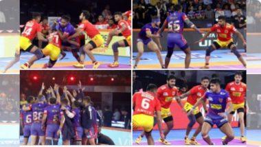 Pro Kabaddi League 2019: Gujrat Fortune Giants संघाने Dabang Delhi ला हरवत सलग तिसऱ्यांदा मिळवला विजय
