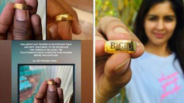 श्रीदेवीसोबत काम केलेल्या साउथच्या अभिनेत्याने सिनेमाच्या सेटवरील लोकांना वाटल्या 400 सोन्याच्या अंगठ्या