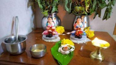 Hartalika Puja Muhurat 2019: यंदा हरतालिकेच्या पूजेसाठी हा आहे शुभमुहूर्त, कशी कराल ही पूजा जाणून घ्या सविस्तर