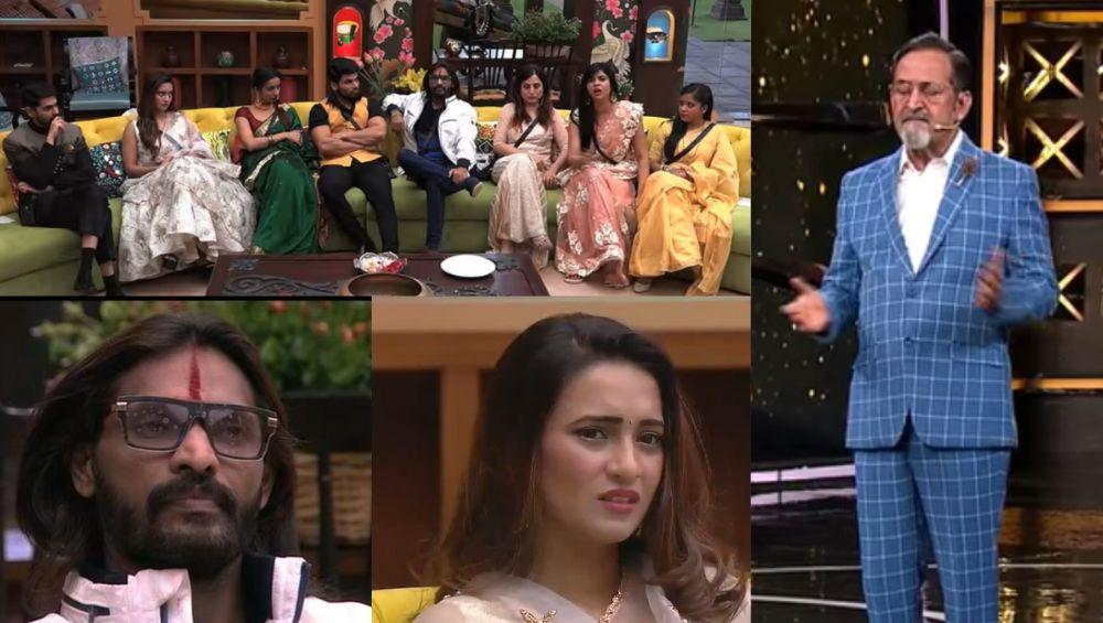 Bigg Boss Marathi 2, August 17, Episode 84 Updates: अभिजित बिचुकले यांनी दिली बिग बॉसच्या घरातून बाहेर पडण्याची धमकी; वीणा आणि शिवच्या प्रेमप्रकरणावर सर्वजण नाराज