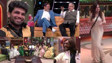Bigg Boss Marathi 2, August 18, Episode 85 Updates: हीना पांचाळ बिग बॉसच्या घरातून बाहेर; राशिचक्रकार शरद उपाध्ये यांनी सांगितली सदस्यांची स्वभाववैशिष्ट्ये