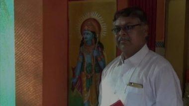 वकिल हनुमान प्रसाद अग्रवाल यांनी केला भगवान रामचंद्राचे वंशज असल्याचा दावा; सर्वोच्च न्यायालयात दाखल केले शपथपत्र