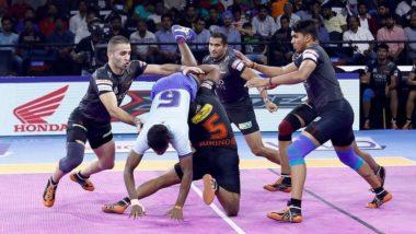 Pro Kabaddi 2019: Tamil Thalaivas संघाचा U Mumba कडून 5 अंकांनी पराभव; 29-24 अशा गुणांनी चारली धूळ