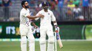 IND vs WI 1st Test: सचिन-सौरव जोडीला मागे सारत विराट कोहली-अजिंक्य रहाणे यांची टेस्टमध्ये रेकॉर्ड कामगिरी; क्रिकेट प्रेमींकडून होतय कौतुक