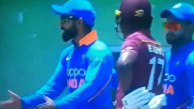 IND vs WI 1st ODI 2019: मैदानावर मस्तीच्या मूडमध्ये दिसला विराट कोहली, कॅरेबियन गाण्यावर असा केला डान्स, पहा Video