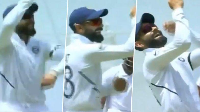 IND vs WI 1st Test: विराट कोहली याने सुरु केली नवरात्रीची तयारी, मैदानातच केली दांडियाची प्रॅक्टिस, पहा हा Entertaining व्हिडिओ