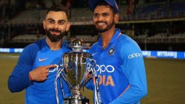 IND vs WI 3rd ODI: विराट कोहलीने श्रेयस अय्यर याला दिले विजयाचे श्रेय, स्वतःशी तुलना करत केले हे मोठे विधान