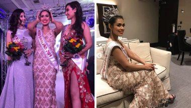 Miss England 2019: ब्रिटिश -भारतीय डॉक्टर भाषा मुखर्जी ठरली 'मिस इंग्लड 2019' ची मानकरी