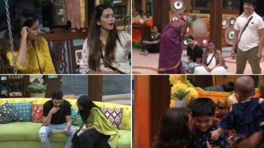 Bigg Boss Marathi 2 Episode 69 Update: शिवानीचे टास्कदरम्यानचे उद्धट बोल वीणाच्या आईने सुनावले, बिचुकले यांच्या परिवाराच्या स्वागताने सदस्य सुखावले
