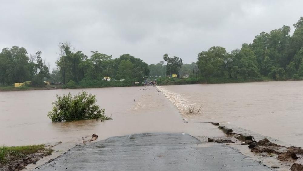 Heavy Rainfall: कोल्हापूर जिल्ह्यात मुसळधार पाऊस; महापुराचा धोका ओळखून सांगलीत प्रशासनाने जाहीर केला आपत्कालीन क्रमांक