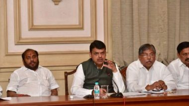 Maharashtra Monsoon 2019: पूर परिस्थितीचा आढावा घेण्यासाठी देवेंद्र फडणवीस यांची बैठक; आरोग्य यंत्रणेला सर्तक राहण्याचे आदेश