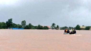 Sangli Flood: सांगलीमध्ये पूर परिस्थितीचा फायदा घेऊन 2 कैदी पळाले; 390 जणांचे खास बोटीतून स्थलांतर