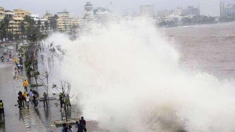 Maharashtra Monsoon 2019: हवामान विभागाकडून समुद्र भरती काळात सतर्कतेचा इशारा; मुसळधार पावसाचे मुंबईकरांवरील संकट कायम