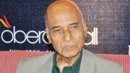 जेष्ठ संगीतकार 'खय्याम' यांचे दीर्घ आजाराने निधन, बॉलिवूडवर पसरली शोककळा; पीएम नरेंद्र मोदी यांनी व्यक्त केले दुःख