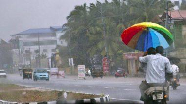 Mumbai Rains 2019: मुंबई मध्ये परतीच्या पावसाची रिमझिम बरसात; 22 ऑक्टोबर पर्यंत राज्यात पावसाच्या शक्यतेचा हवामान खात्याचा अंदाज
