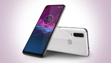 भारतात मोटोरोला कंपनीचा धमाकेदार Motorola One Action स्मार्टफोन लॉन्च, पाहा किंमत