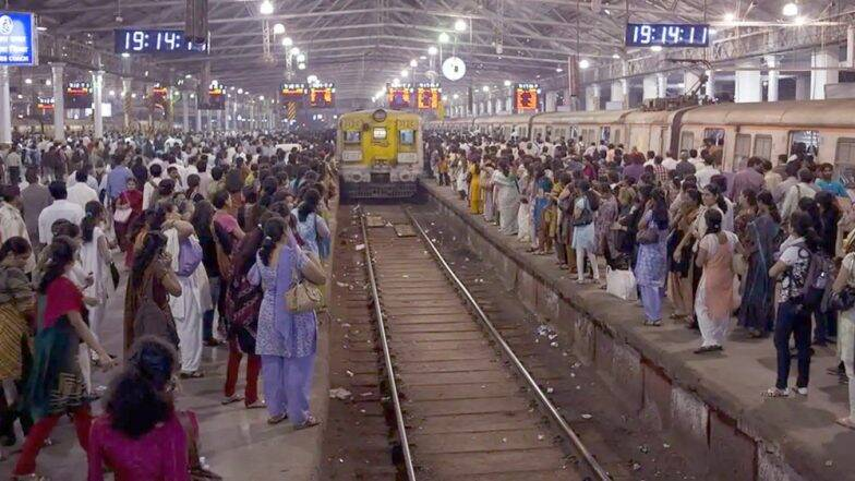 मुंबई: ठाणे - मुलुंड स्थानकादरम्यान रेल्वे रूळाला तडे, मध्य रेल्वेची वाहतूक विस्कळीत