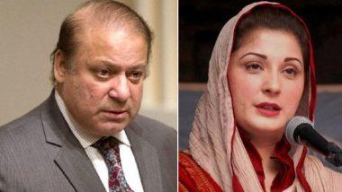 पाकिस्तानचे माजी पंतप्रधान नवाज शरीफ याची मुलगी मरियम नवाज यांना अटक