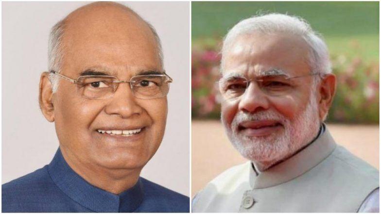दिवाळी 2019: नरेंद्र मोदी, रामनाथ कोविंद यांच्यासह या दिग्गज राजकीय नेत्यांनी दिल्या दिवाळीच्या शुभेच्छा