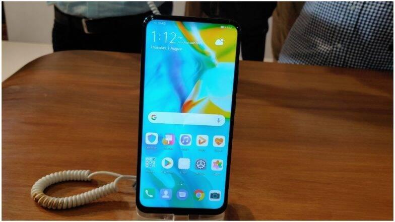 पॉप-अप सेल्फी कॅमेरा असलेला Huawei Y9 Prime स्मार्टफोन भारतात लॉन्च; पहा काय आहेत फिचर्स आणि किंमत