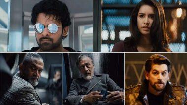 Saaho Trailer: प्रभास-शद्धा कपूर स्टारर 'साहो' चित्रपटाचा शानदार ट्रेलर प्रदर्शित, पाहा व्हिडिओ