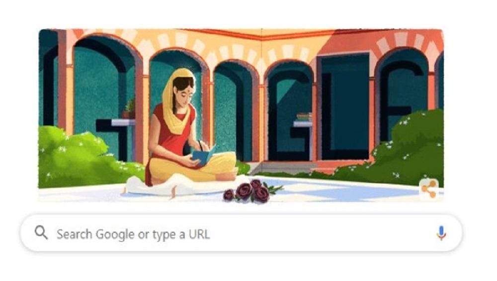 अमृता प्रीतम यांचा 100वा स्मृतिदिन Google Doodle, पंजाबी भाषेतील या लोकप्रिय कवयत्रीबद्दल घ्या जाणून