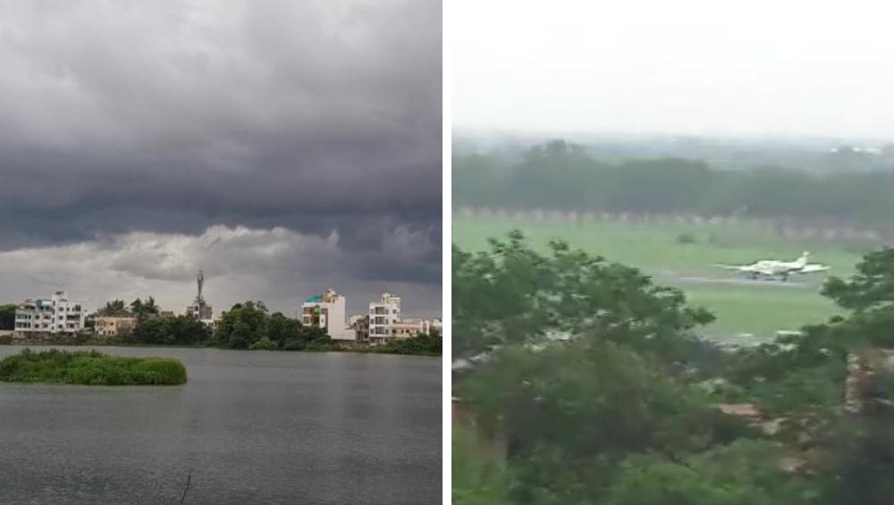 Cloud Seeding in Maharashtra: औरंगाबाद मध्ये कृत्रिम पावसाची चाचणी पूर्ण