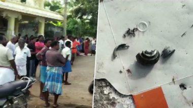 तामिळनाडू: गंगाई अम्मन मंदिराजवळ स्फोट; १ ठार, ४ जखमी